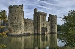 Bodiam Castle2 Stock Image