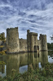 Bodiam Castle3 Royalty Free Stock Photo