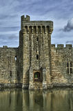 Bodiam Castle4 Royalty Free Stock Photography