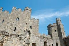 Bodiam slott Royaltyfri Foto