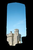 Bodiam slott Royaltyfria Foton