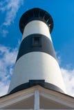 Bodie海岛灯塔 库存照片