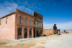 Bodie Stock Photography