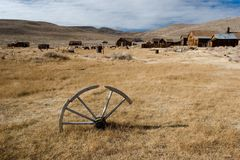 Bodie Royalty Free Stock Image