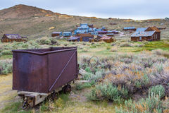 Bodie Bluff Photographie stock