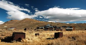 Bodie, California Stock Image