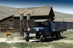 Bodie California 1927 Dodge Royalty Free Stock Image