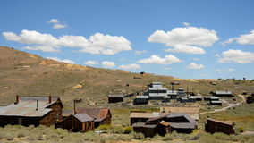Bodie California - Abandon Mining Ghost Town - Daytime