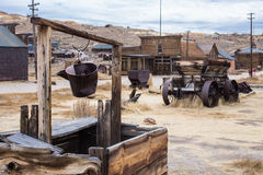 Bodie, California.  Ghost town. Stock Images
