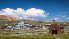 Bodie, California Royalty Free Stock Photography