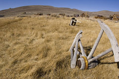 Bodie California scene Royalty Free Stock Photography
