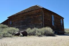 Bodie, die Geisterstadt, Kalifornien Stockfotos