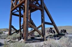 Bodie, die Geisterstadt, Kalifornien Stockfoto