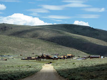 Free Bodie Ghost Town Stock Photo - 11801330
