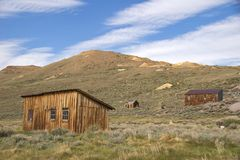 Free Bodie Ghost Town Royalty Free Stock Photo - 17216365