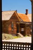 Bodie Ghost town Royalty Free Stock Images