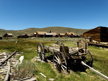 Bodie, Ghost Town Royalty Free Stock Photography