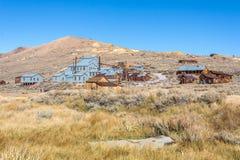 Bodie Ghost Town Foto de Stock