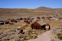 Free Bodie Ghost Town Stock Image - 427351