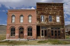 Bodie Ghost Town Lizenzfreie Stockbilder