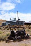 Bodie Ghost Town Stock Foto