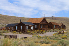 Bodie Ghost Town Stockfoto