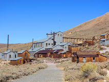 Bodie, Ghost Town, California Royalty Free Stock Images