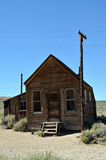 Bodie, the ghost town, California Stock Image