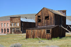 Bodie, the ghost town, California Stock Photos