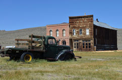 Bodie, the ghost town, California Stock Images