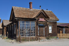 Bodie, the ghost town, California. Bodie, the ghost town, Historic buildings Royalty Free Stock Photography