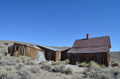 Bodie, the ghost town, California Stock Photo