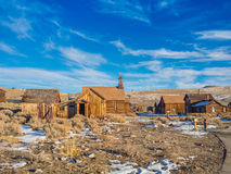 Bodie Ghost Town California State Park . Royalty Free Stock Images