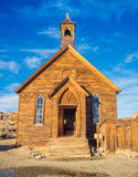 Bodie Ghost Town California State-Park Royalty-vrije Stock Foto