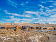 Bodie Ghost Town California State Park . Royalty Free Stock Image