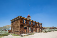 Bodie Ghost Town in California, USA. Royalty Free Stock Photo