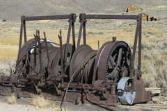Bodie, ghost town, california. View of Bodie, Ghost town, California stock images