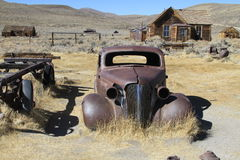 Bodie, ghost town, california Stock Photo