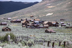 Bodie Ghost Town California Stock Photo