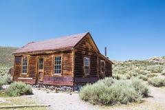 Bodie Ghost Town en California, los E.E.U.U. Fotografía de archivo libre de regalías
