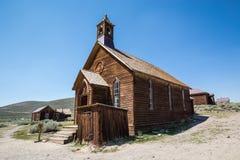 Bodie Ghost Town en California, los E.E.U.U. Fotografía de archivo