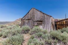 Bodie Ghost Town en California, los E.E.U.U. Imagen de archivo libre de regalías
