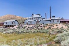 Bodie Ghost Town en California, los E.E.U.U. Imagen de archivo