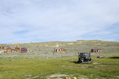 Bodie Ghost Town Stock Photos