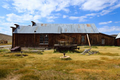 Bodie ghost town Royalty Free Stock Photos
