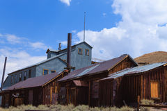 Bodie ghost town Royalty Free Stock Image