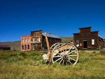Bodie Historical Park Stock Photo