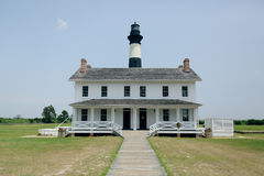 Bodie Island Light Station Royalty Free Stock Images