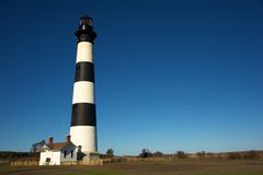 Bodie Island Lighthouse Royalty Free Stock Photos