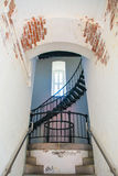 Bodie Island Lighthouse inside stock images
